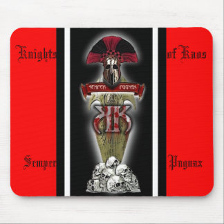 =KK=, Knights of Kaos Mouse Pad