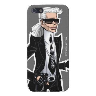 """""""KL"""" iPhone Case by Glen Hanson iPhone 5 Case"""