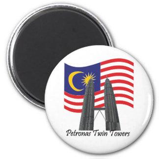 KLCC MALAYSIA MAGNET