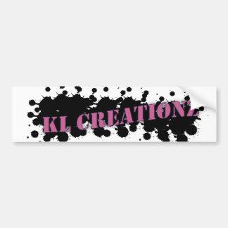 KLCreationz Sticker