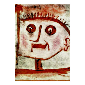 Klee - An Allegory of Propaganda Poster