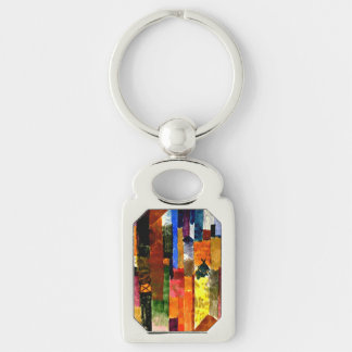 Klee - Before the Town Keychain