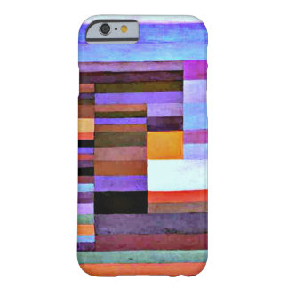 Klee - Fire Evening-1929 Barely There iPhone 6 Case