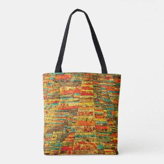 Klee - Highway and Byways Tote Bag