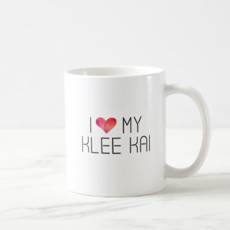 Klee Kai Love Quote Coffee Mug