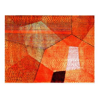 Klee - Model 105, Polyphony in Color Postcard