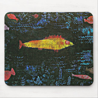 Klee - The Goldfish Mouse Pad