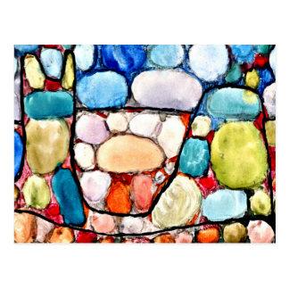 Klee - Treasure above Ground Postcard
