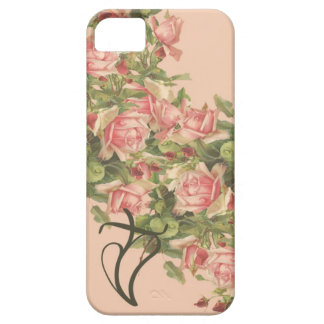 Klein Roses Christian iPhone 5 Case-Pink Case For The iPhone 5