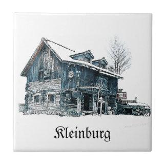 Kleinburg, Ontario souvenir tile