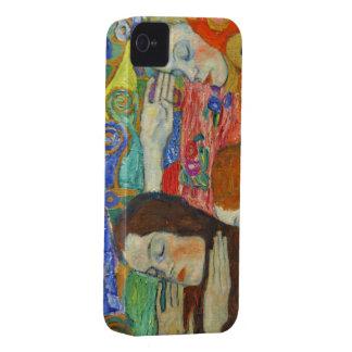 Klimt Abandoned Hope iPhone 4 Case