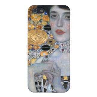 Klimt Adele Bauer iPhone 5 Case