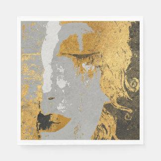 Klimt art Stylization Paper Napkins