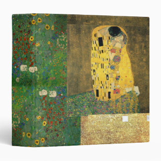 Klimt Collage Binder