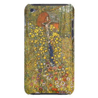 Klimt Farm Garden with Crucifix iPod Touch Case