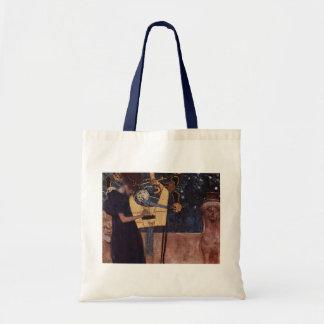 Klimt Gustav The Music Book Bag