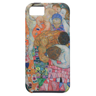 Klimt Life and Death iPhone 5 Cover