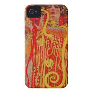 Klimt Medicine Hygieia Art iPhone case