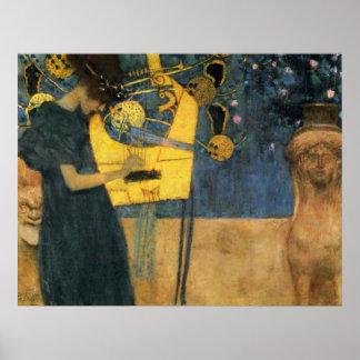 Klimt - Music Poster