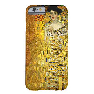 Klimt - Portrait of Adele Bloch-Bauer Barely There iPhone 6 Case