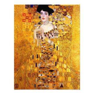 Klimt Portrait of Adele Bloch-Bauer I Invitations