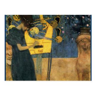 Klimt Postcard