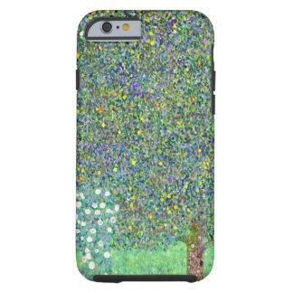 Klimt Rose Bushes Tough iPhone 6 Case