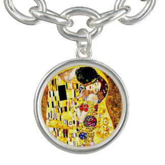 Klimt - The Kiss Bracelets
