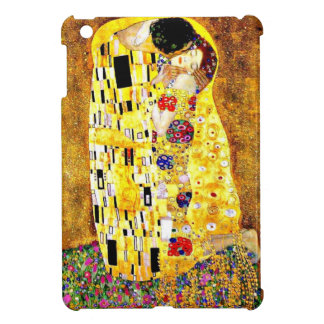Klimt - The Kiss Cover For The iPad Mini