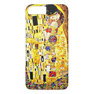 Klimt - The Kiss iPhone 8 Plus/7 Plus Case