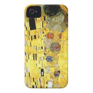 Klimt The Kiss iPhone case