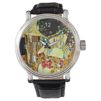 Klimt: The Kiss Watch
