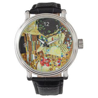Klimt: The Kiss Wristwatches