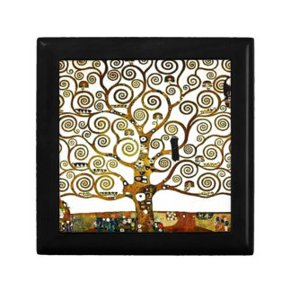 Klimt - The Tree of Life-stoclet-frieze Gift Box