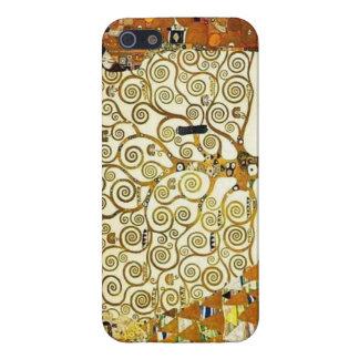 Klimt Tree of Life iPhone 5/5S Case