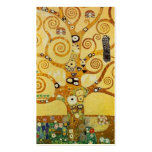 Klimt Tree of Life Pack Of Standard Business Cards