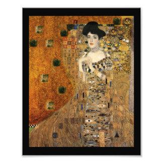 Klimt's Portrait Adele Bloch-Bauer Photo Print