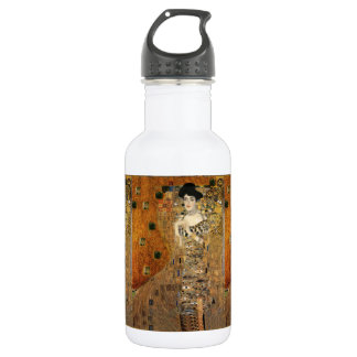 Klimt's Portrait of Adele Bloch-Bauer 532 Ml Water Bottle