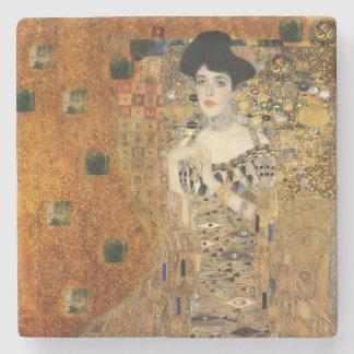 Klimt's Portrait of Adele Bloch-Bauer Stone Coaster