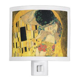 Klimts' The Kiss Night Light