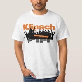 Klipsch Music Festival 2010, Basic T-Shirt