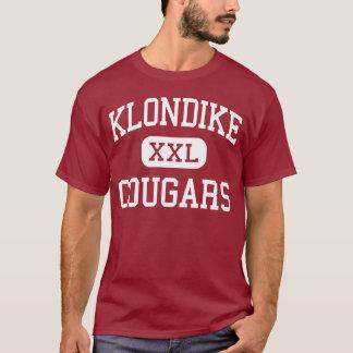 Klondike - Cougars - High School - Lamesa Texas T-Shirt