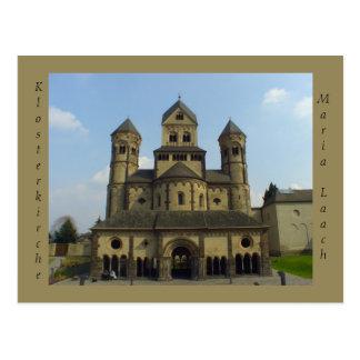 Klosterkirche Maria Laach Deutschland Postcard