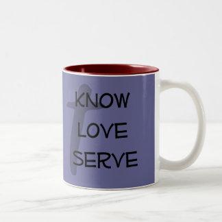 KLS ~ customizable christian mug