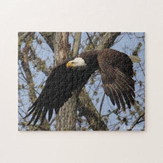 KMCphoto Eagle Puzzle