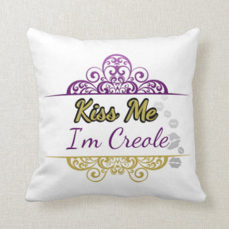 KMIC Pillow by Charles Jolivette