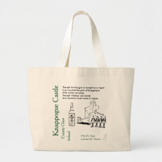 Knappogue Mind's Eye Limerick Tours Tote