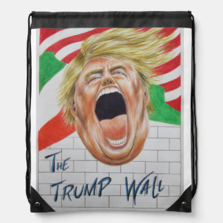 Knapsack elections the USA 2016 Drawstring Backpacks