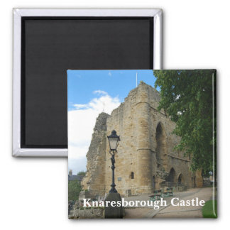 Knaresborough Castle Magnet