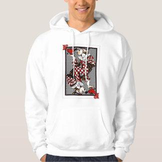 Knave of Hearts Shirt (Design on Both Sides)